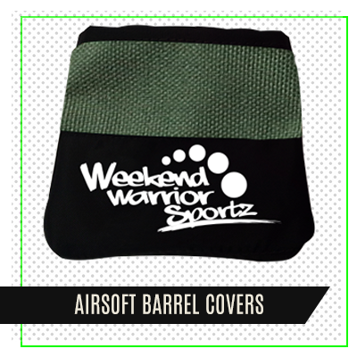 Airsoft Barrel Covers
