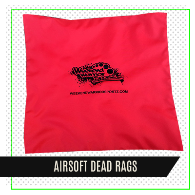 Airsoft Dead Rags